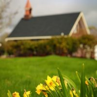 chapel-blur