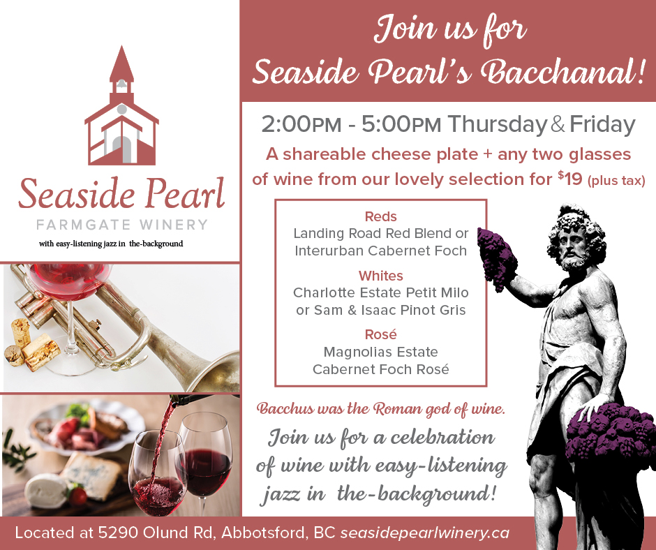 Bacchanal at Seaside Pearl