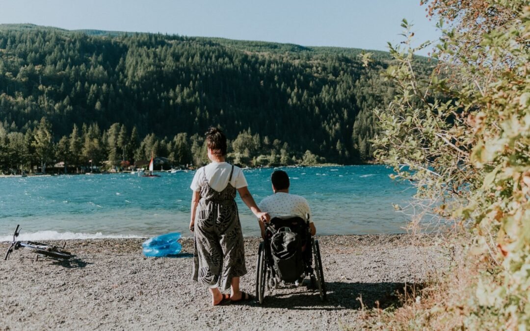 SSP Mentioned on Wheelchair Accessible Itineraries
